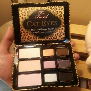 NEW Too Faced Cat Eyes Palette